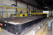 CNC PLASMA CUTTING MACHINE, ESA