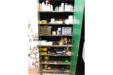 2-Door Metal Storage Cabinet W/