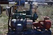 Used (3) Pumps & Mot