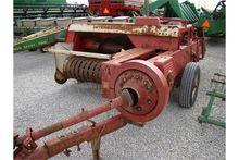 Used 430 IH baler in
