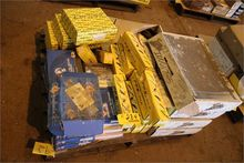 (1) Pallet of Welding Parts & A