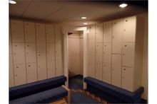 {LOT} Lockers In Room