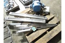 One lot of four misc. Stainless