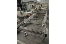 """30"""" wide x 9' long stainless st"""