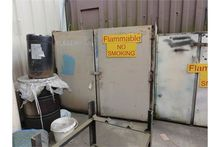 Flammables Cabinet & Contents