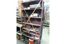 Contents Shelf, Misc. Tool Hold