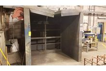 PAINT BOOTH 8 X 6 X 8