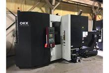 OKK HP 500S 4-Axis CNC HORIZONT