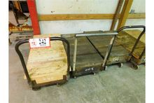Used (3) Wooden Shop