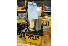 Power Team Hydraulics Electric