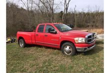 2006 Dodge 3500 Crew Cab Pickup