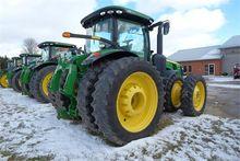 John Deere Tractor 8360 (2012)