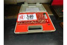 Set Pin Gauges, .062-.250