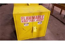 FLAMMABLE LIQUID STORAGE CABINE