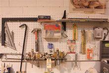 Used Assorted Tools