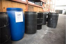 Lot of 18 Cubic Plastic Contain