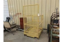 Used Manlift Basket
