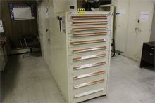 VIDMAR CABINET WITH 11 DRAWERS