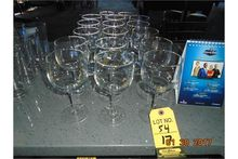 LOT 17 WINE GLASSES