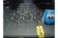LOT 17 WINE GLASSES