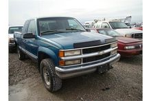 (title) 1997 Chevy 2500, ext. c