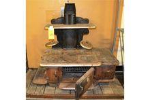 Glenwood Cast Iron Stove