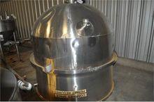 600 gallon Pardo kettle