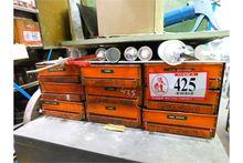 Storage Bin W/Contents, Fuses,