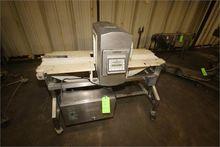 Safeline S/S Metal Detector, Mo