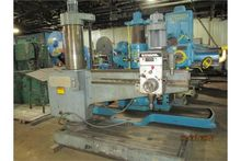 """Southbend 5"""" x 13"""" Radial Arm D"""