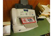 Brother Intelafax 2820 Fax Mach