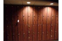 {LOT} Asst. Lockers