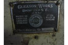 "Gleason 12"" Straight Bevel Gear"