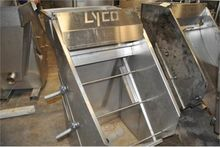 """Lyco 24"""" wide stainless steel p"""
