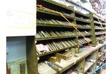 Contents (2) Shelves, Various D