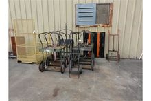Used Oxy Fuel Carts