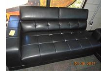 LOT LEATHER LOVE SEATS