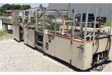 APV tray wrapper and heat tunne