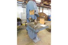 "Vertical Band Saw, 30"" Throat,"