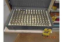 .501 - .625 PIN GAUGE SET