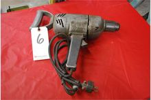 HEAVY DUTY ELECTRIC DRILL