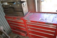 (3) Tool Boxes
