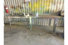 Used Metal Tables in