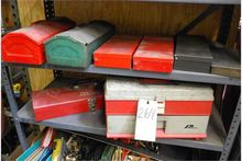 LOT: ASSORTED TOOL BOXES