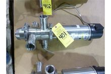 "G&H Alpha Laval 4 way valve 2"""