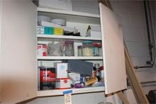 Used Cabinet and con