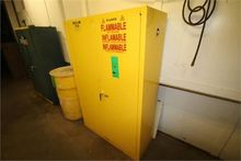 Justrite 45 Gal. Flammable Stor