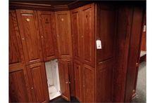 {LOT} 56 Half-Door Lockers
