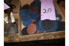 Used POLISHING PADS