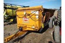 Kuhn Knight manure spreader